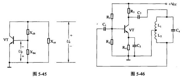 什么是三点式振荡器?电感三点式振荡器说明